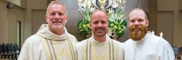 Priest Ordination May 2018 Msgrfriend Pfriend Jfriend Vocations Office