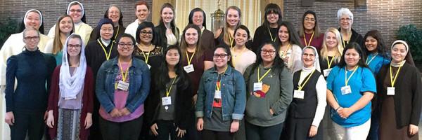Women Religious Discernment Retreat Religious Life 2018