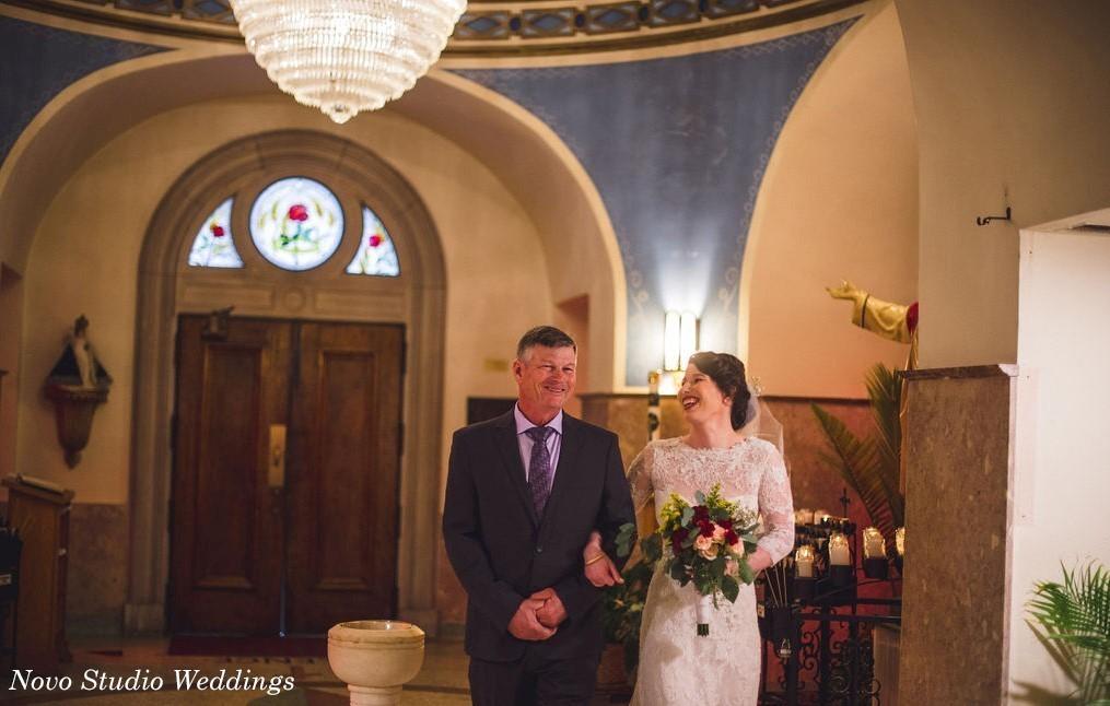 Bride W Father