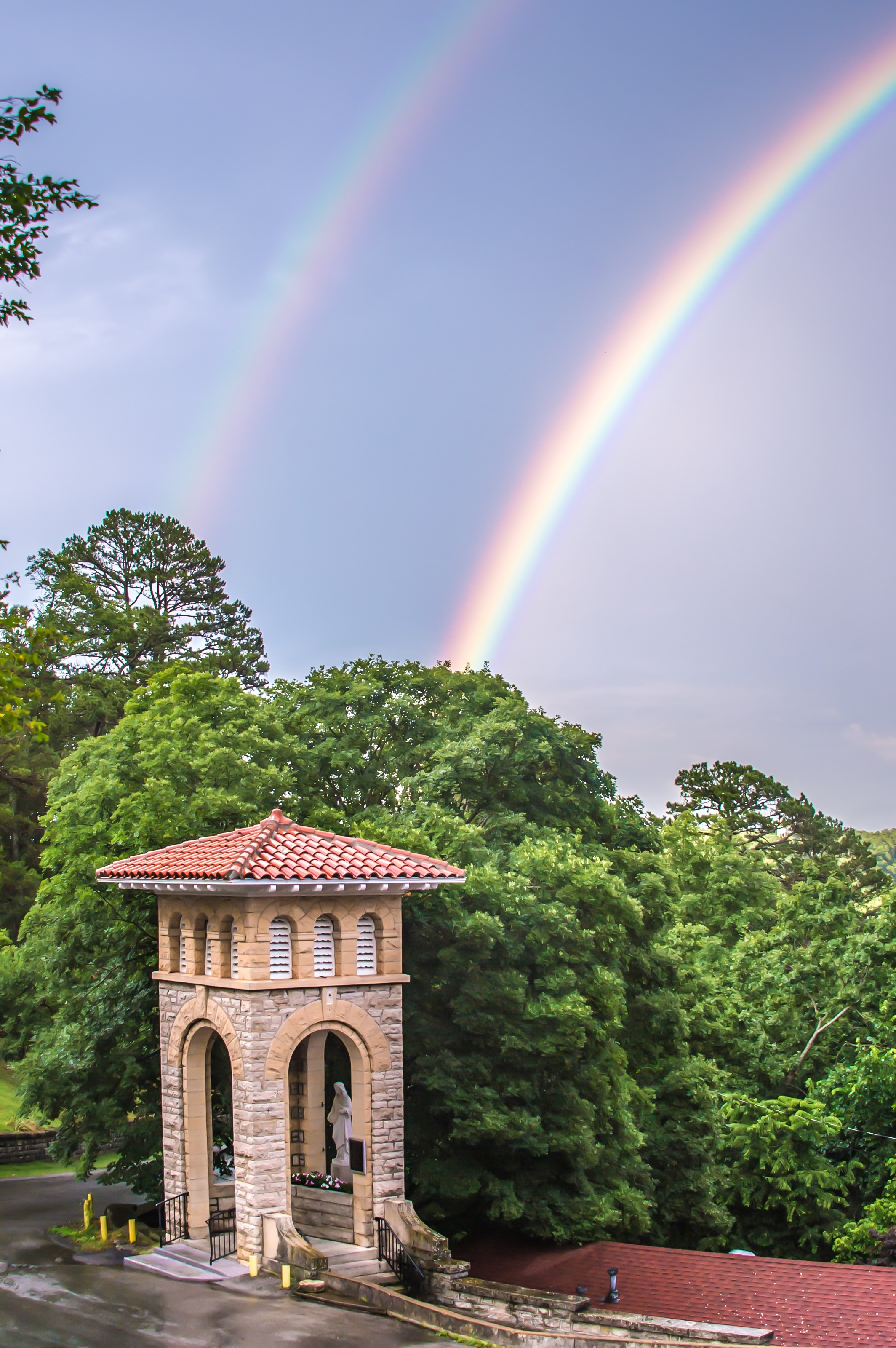 Belltower Rainbow