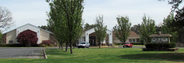 St Elizabeth Eureka Springs, AR Parish Center