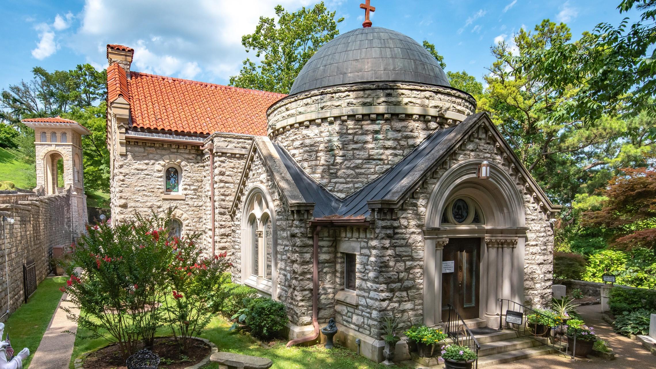 Outside Church 2400 X 1320