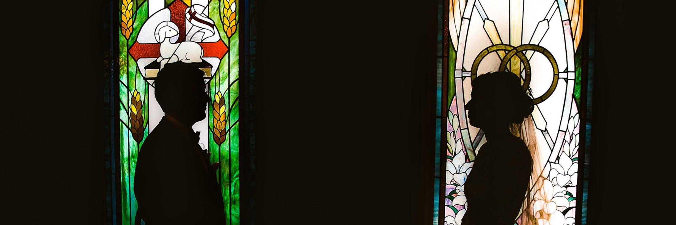 Boardman and Lawrance Church Window